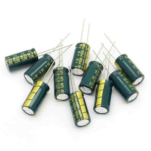 Sanyo 35V 1000uf Low ESR Electrolytic Radial Capacitor - Cyclone FPV