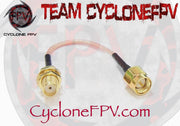 SMA and RP-SMA Extension Cables and Adapters - Cyclone FPV