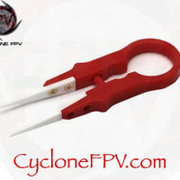 Small Ceramic Tweezers - 4 Colors - Cyclone FPV