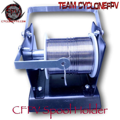 Solder Spool Holder - Cyclone FPV