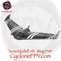 SonicModell AR. Wing V2 900mm Wingspan EPP FPV Fly Wing PNP - Cyclone FPV