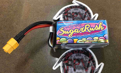 TPRC SugarRush Sweetness 5s-1500mAh 100c HV Energy Bar from Cyclone FPV