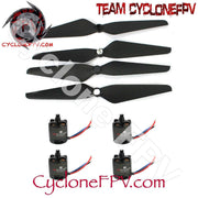 T-Motor Air Gear 450 Motors and Props - Cyclone FPV