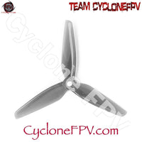 T-Motor T5150 Propeller (Set of 10 - Clear Gray) - Cyclone FPV
