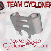 T-Tech Laser DB5 Back Plate for LED and Cap - Cyclone FPV