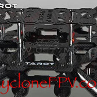 Tarot FY690S Hexacopter Folding Frame - Cyclone FPV