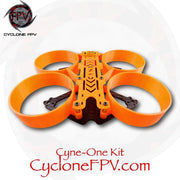 TCMM Butterfly Frame for Cyne-One Drone Kit - Cyclone FPV