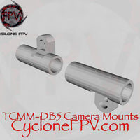 TCMM Laser-DB5 TPU Camera Mounting Pieces - Cyclone FPV