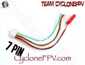 Team BlackSheep TBS UNIFY PRO 5G8 HV 7-Pin Vtx Pigtail - Cyclone FPV