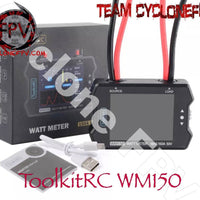 ToolkitRC WM150 150A Watt Meter and Tester