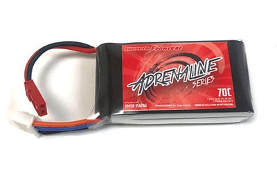 TPRC Adrenaline 3s-450mAh LiPo Battery from Cyclone FPV - Cyclone FPV