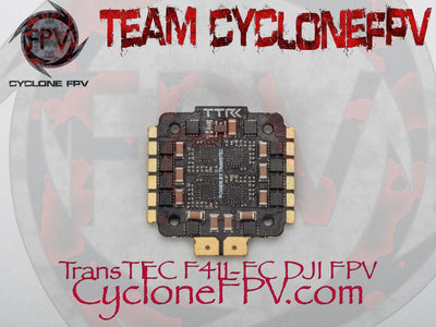 TransTEC 25A 4in1 20x20 ESC - Cyclone FPV