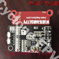 WhiteNoise FPV Matek VTX-HV XM+ Mounting Board - RED - Cyclone FPV
