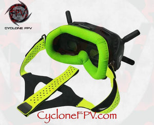 WLYL Lycra Elastic Head Strap and Foam Face Pad for DJI FPV Goggles - Cyclone FPV