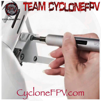 Wowstick 1P+ Electric Screwdriver with LED - Cyclone FPV