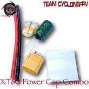 XT60 Power Cap Filter - Cyclone FPV