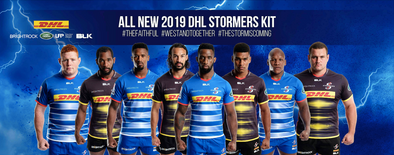 BLK PARTNERS WITH DHL STORMERS IN 2019