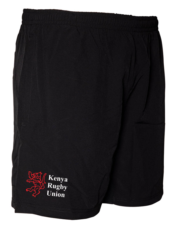 BLK Kenya Gym Short - Black