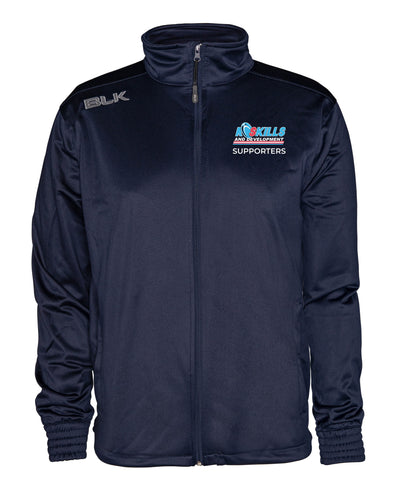 BLK RSD Track Jacket - Navy - Ladies