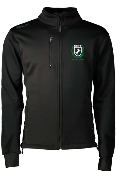 Nigeria Rugby Carbon Pro Jacket - Black