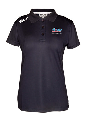 BLK RSD Tek Polo - Navy - Ladies
