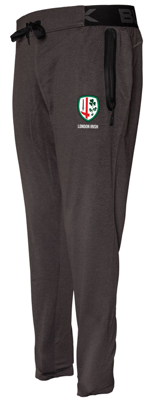 BLK London Irish Lifestyle Pant - Charcoal