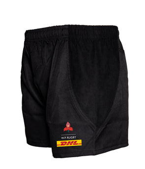 BLK Western Province Rugby T2 Short - Black