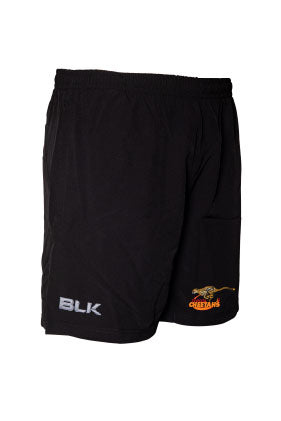 Toyota Cheetahs Gym Short - Black