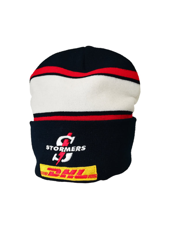 BLK DHL Stormers Beanie - Navy