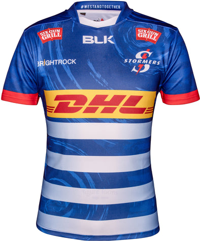 DHL Stormers Home Replica Jersey 2021