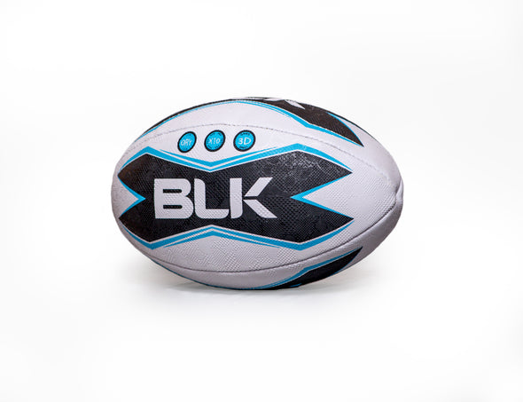 BLK Rugby Training Ball - (Blue)