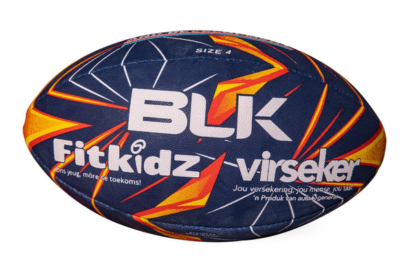 BLK RSD Rugby Ball - Navy