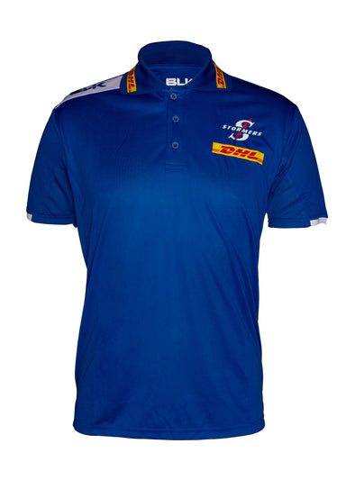 BLK Stormers TEK VI Polo - Royal