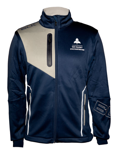 BLK Western Province Supporter Jacket - Navy