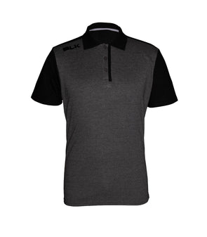 BLK Lifestyle Polo - Black