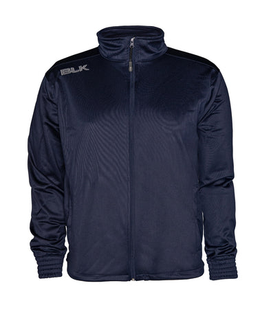 BLK Track Jacket - Navy