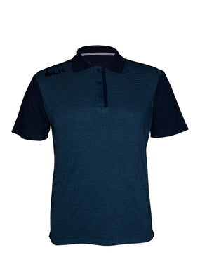 BLK Lifestyle Polo - Navy