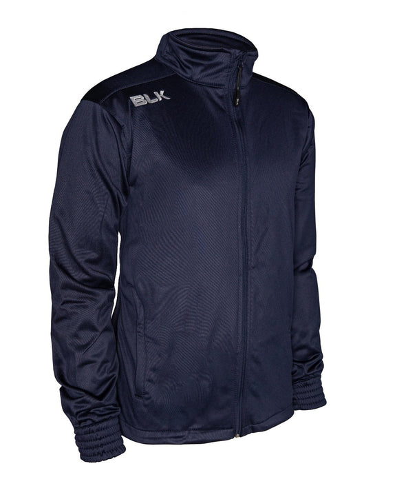 BLK Track Jacket - Ladies - Navy