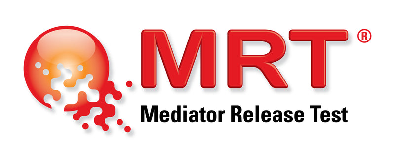 Mediator Release Test (MRT Food Sensitivity) + Free Customised Diet plan (worth £150)