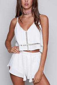 Random Sleeveless Playsuit Rompers Suits
