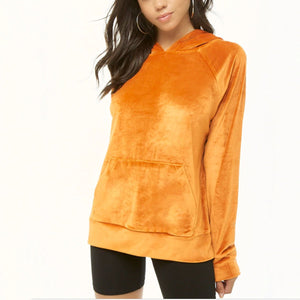 Fashion Hooded Long Sleeved shirts