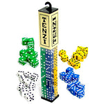 Tenzi Dice Game - Dice colour varies