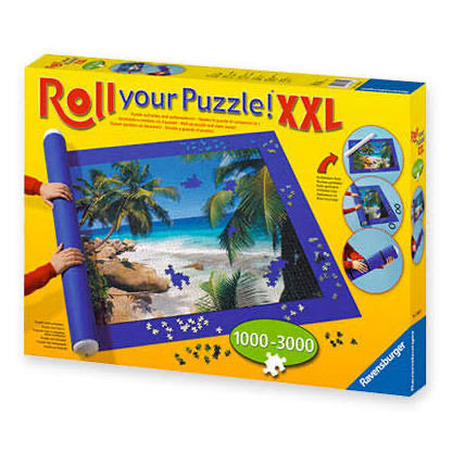 Roll Your Puzzle XXL. 1000 - 3000 pcs