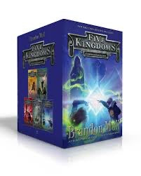 5 Kingdoms Complete Collection by Brandon Mull (5 Books)