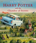Harry Potter and the Chamber of Secrets Illustrated   (Large Hardcover)