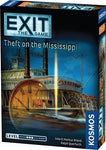 EXIT: Theft on the Mississippi (Escape Room Game)