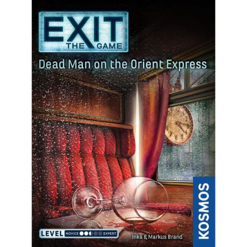 EXIT: Dead Man on the Orient Express (Escape Room Game)