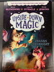 Upside Down Magic - Book 4 - Dragon Overnight