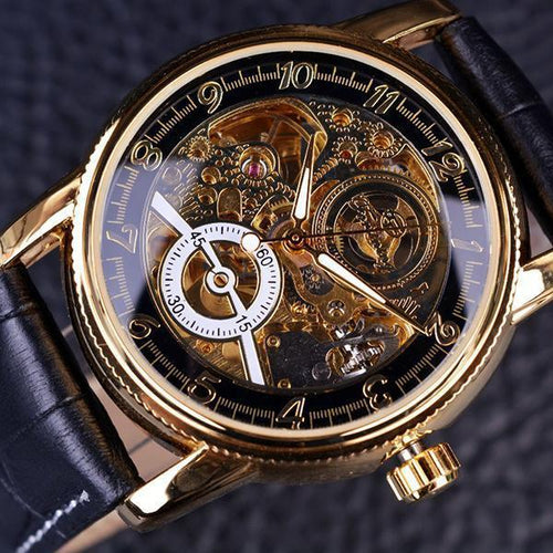 Fashion Mens Luxury Brand Automatic Watches