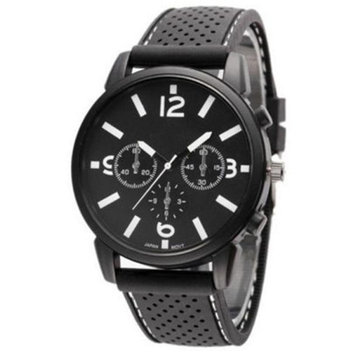 Fashion Racing Mens Quartz Wrist Watches